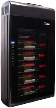 Vinotemp 6 Bottle Wall-Mounted Wine Cooler
