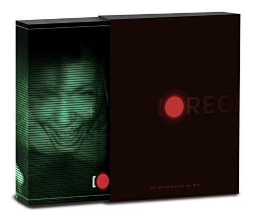 REC/レック コンプリート Blu-ray BOX(4枚組)