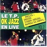 """Le T.P. OK Jazz en live. Vol.2 [CD 1993] CBC CD23, EAN: 3428042000883von """"Les Editions A.P.L. 1993"""""""