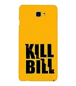EPICCASE Kill without Mercy Mobile Back Case Cover For LeEco Letv Le 2 (Designer Case)