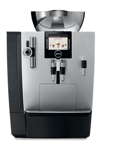 Jura 13637 Impressa Xj9 Professional Super Automatic Pump Espresso Machines back-527743
