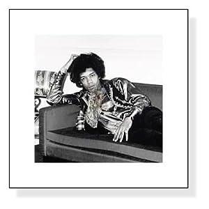 ポスター フォトグラフ Jimi Hendrix London England 1967
