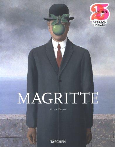 Libro magritte di marcel paquet - Tableau chapeau melon pomme verte ...