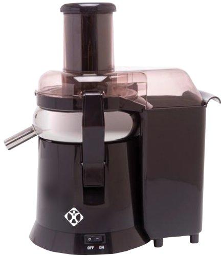 L'EQUIP Pulp Ejection Juicer, X-Large, Black