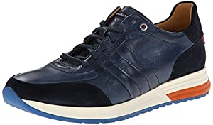 Magnanni Men's Roque Fashion Sneaker,Navy,8 M US