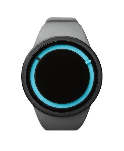 [ジーロ]ZIIIRO ドイツ腕時計 デザイン腕時計 3COLOR Gray Z0010WG (ECLIPSE) 【並行輸入品】