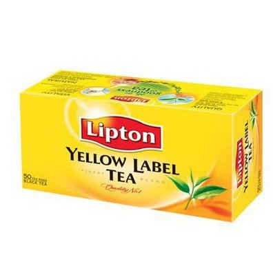 Lipton Yellow Label Tea Bag (100 G)