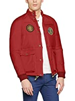 Goodwood Chaqueta Thinwall (Rojo)