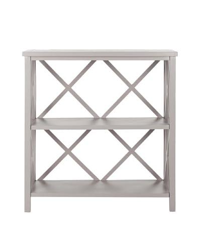 Safavieh Liam Open Bookcase, Grey