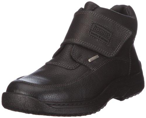 Jomos Mens Compact 3 Biker Boots Black Schwarz (schwarz) Size: 9 (43 EU)
