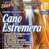 echange, troc Karaoke - Latin Stars Karaoke: Cano Estremera