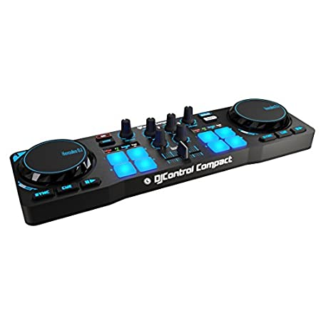 top 10 best dj mixing controllers for beginners under 100 for 2016 2017. Black Bedroom Furniture Sets. Home Design Ideas