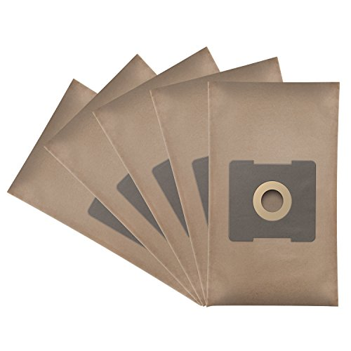 ✧WESSPER® Sacchetti per aspirapolvere Ecron VC 2030 (5 pezzi, carta)