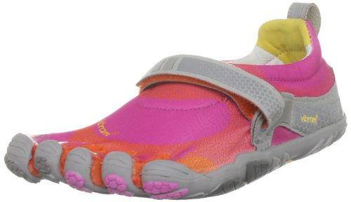 Vibram FiveFingers Women's Wm Bikila Magenta Orange Trainer 5F/W343MG-38 5 UK, 38 EU