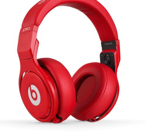 Beats BT OV PRO | Beats Pro Over Ear Headphone (Lil Wayne Red 900-00036-01)