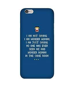 Wonder Woman Apple iPhone 6S Case