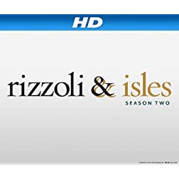 Rizzoli & Isles: The Complete Second Season [HD]