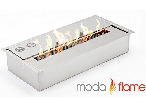 Moda Feverishness Pro 1.5L Bio Ethanol Fireplace Burner Insert
