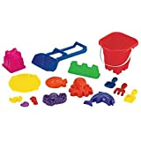 American Plastic Toys 15 Pieces Beach Set Of Toys