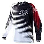 Troy Lee Designs GP Voltage Jersey - Large/Black/White