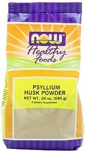 Amazon.com: Now Foods Psyllium Husk Powder, 24-Ounce