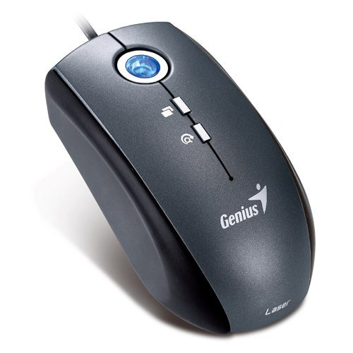Genius Traveler 515 Laser - Mouse - laser - 5 button(s) - wired - USB