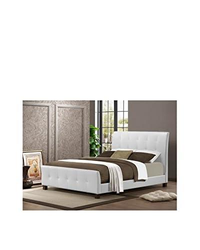 Baxton Studio Amara Modern Platform Bed