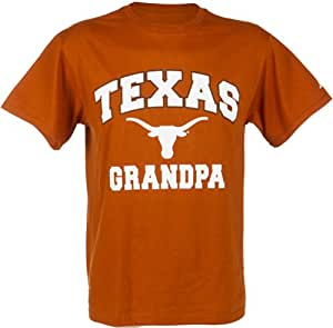 University co op mens russell texas longhorns for Texas tee shirt company