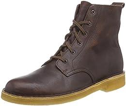 [クラークス] CLARKS デザートマリ 26109447 Rust Leather(ラストレザー/070)