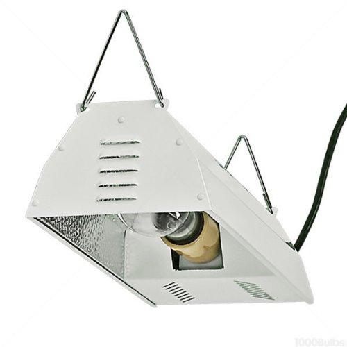 sun system hps grow light fixture with ultra sun lamp. Black Bedroom Furniture Sets. Home Design Ideas