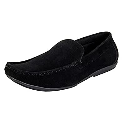 Buwch Menu0026#39;s Loafer Shoes Buy Online At Low Prices In India - Amazon.in