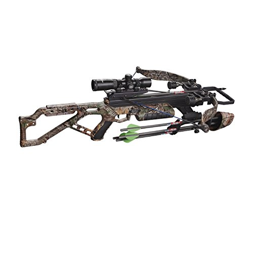 Excalibur Crossbow Micro 355 3355 Crossbow with Tact-Zone, Medium, Realtree Camouflage (Excalibur Crossbow Micro 355 compare prices)