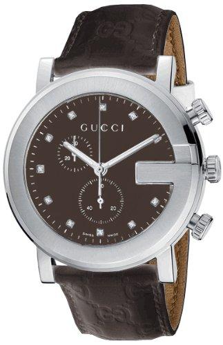 Gucci Gucci Men's Ya101344 G Chrono Watch