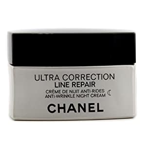Chanel Ultra Correction Line Repair Nachtcreme 50 ml