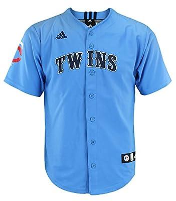 Minnesota Twins MLB Youth Boys Team Jersey, Blue