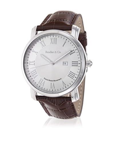 Boudier & Cie Reloj de cuarzo BC15SA5 39 mm
