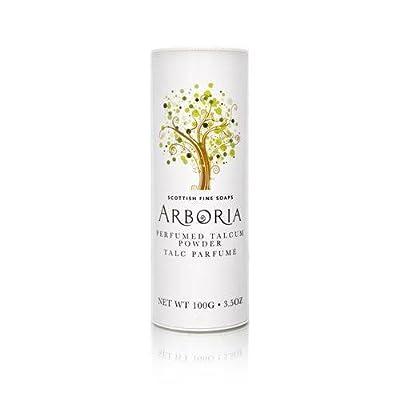 Scottish Fine Soaps Arboria Bath Powders