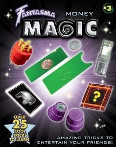 Fantasma Toys Money Magic - New 25 Illusions