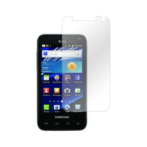 For Samsung Captivate Glide I927 Anti-Glare Lcd Screen Protector Cover Kit Film