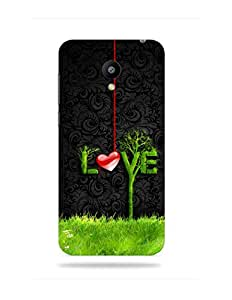 alDivo Premium Quality Printed Mobile Back Cover For Meizu M1 Note / Meizu M1 Note Back Cover (MKD094)