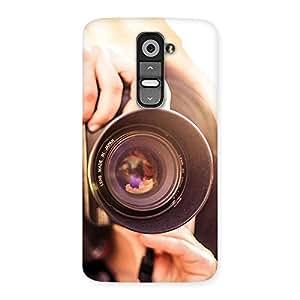Premier Camera Designer Back Case Cover for LG G2