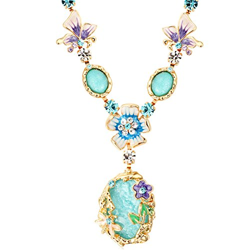the-starry-night-bohemian-style-beautiful-flower-girl-femininity-noble-temperament-necklace