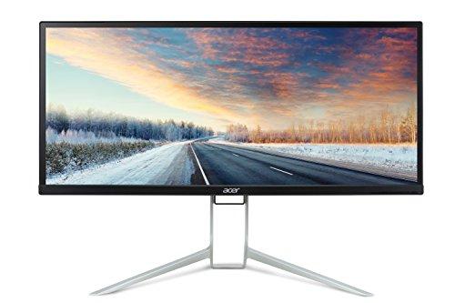 Acer BX340Cbmjdphzx UM.CB0EE.005 86,4 cm (86.36 cm) Monitor (2560 x 1080 píxeles, HDMI, DVI, 6 ms de tiempo de reacción, USB) Colour negro