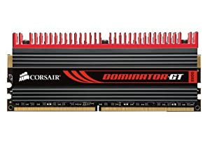 Corsair CMT16GX3M4X2133C9 Dominator 16GB DDR3 2133 MHz (PC3-17066) Desktop Memory