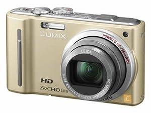 Panasonic デジタルカメラ ルミックス ゴールド DMC-TZ10-N