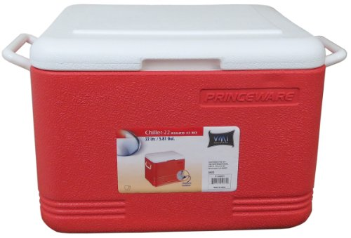Vmi P-04061 Food And Beverage Cooler For Outdoor Use, 22-Liter front-332584