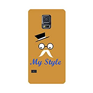 Phone Candy Designer Back Cover with direct 3D sublimation printing for Samsung Galaxy S5 G900X