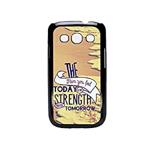 Vibhar printed case back cover for Samsung Galaxy Grand Prime PainYouFeel