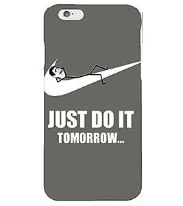 MENTAL MIND DESIGNER HARD SHELL BACK COVER CASE FOR APPLE Iphone 6S