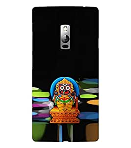 ifasho Jagannath Back Case Cover for OnePlus 2